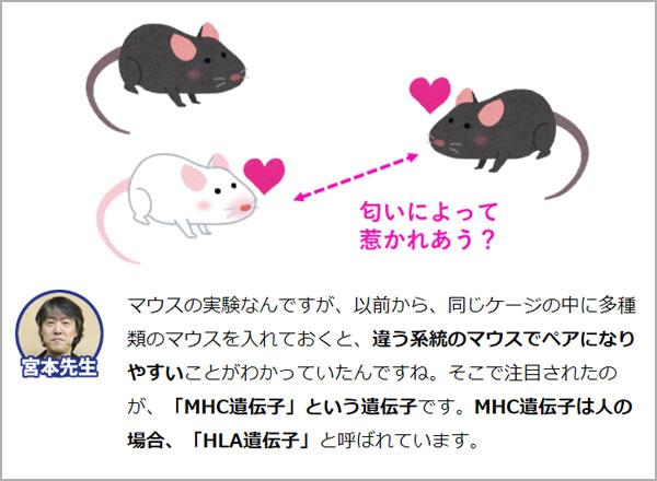 いい匂いと思う相手とは遺伝子レベルで相性がいい!? 遺伝子工学の専門家に聞いてみた